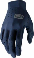 100% Fietshandschoenen MTB SLING - Marineblauw - S