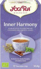 Yogi tea Inner Harmony Voordeelverpakking - 6 pakjes van 17 theezakjes