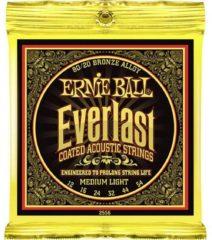 Ernie Ball EB 2556 Westerngitaarsnaar 012-054