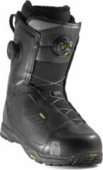 Nidecker - Hylite Hlock Fcs - showbaord boots - zwart - heren - maat 43 - US 10.0