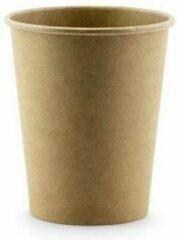 Bruine Hima Bioproducts Kraftpapieren 4oz/120ml espressobeker, verpakt per 100 stuks