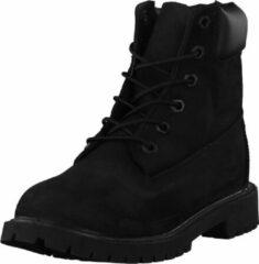 Timberland 6 In Premium Boot 12907, Vrouwen, Zwart, Trekkinglaarzen maat: 39.5 EU