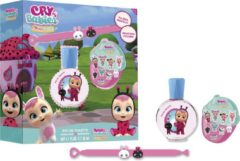 AirVal Cry Babies Set EDT 30 ml + Bracelet + Lipgloss