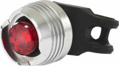 Rfr Diamond - Achterlicht - LED - Accu/Batterij - Grijs