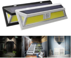 Meco ARILUX® 16W Solar Power 99 COB LED Waterproof PIR Motion Sensor Light Outdoor Wide Angle Wall Lamp