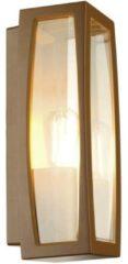 SLV 230657 Buiten LED-wandlamp Energielabel: Afhankelijk van de lamp Roest