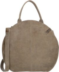 Grijze Micmacbags Côte d' Azur shopper mid grey