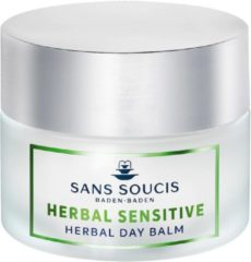 Sans Soucis Herbal Sensitive Herbal Day Balm Gezichtscrème 50 ml