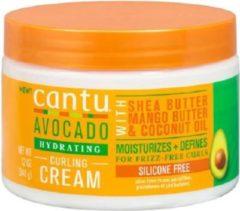 Cantu Avocado Curling Cream 12oz Jar
