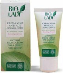 Bio Lady Biologische anti veroudering gezichtscrème dag en nacht (50ml)