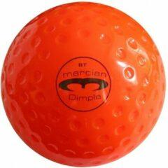 Mercian Hockeybal Dimple - oranje - no logo - 12 stuks