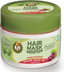 Pharmaid Athenas Treasures Hair Mask Grape Seed 200ml   Normaal en Vet haar.