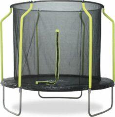Gele Plum trampoline Wave Springsafe 8ft