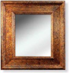 Trendybywave Spiegel - Wandspiegel - Gouden lijst - 50 cm hoog