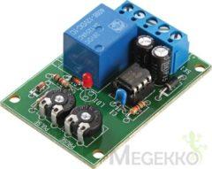 Velleman VM136 Interval timer Module 12 V/DC 0.5 - 60 s