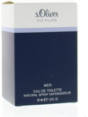 S.Oliver S. Oliver So Pure Men Eau de Toilette Spray 30 ml