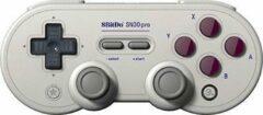 8Bitdo SN30 Pro G Classic Gamepad Android,Nintendo Switch,PC Grijs