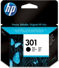 Zwarte HP Cartridge 301 - Inktcartridge - Zwart