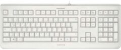 CHERRY KC 1068 Toetsenbord QWERTY, Engels Grijs USB-aansluiting