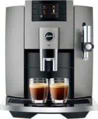 Jura E8 EB Espressomachine, dark inox