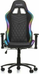 Gear4U Illuminated gaming stoel / game stoel RGB - verlichte gamestoel RGB - zwart