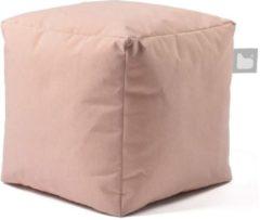 Roze B-bag extreme lounging Extreme Lounging B-Box Poef - Pastel Oranje