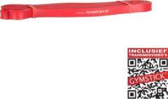 Gymstick weerstandsband light (tot 15 kg) met trainingsvideo's