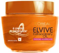 L'Oréal Paris L'Oréal Paris Elvive Extraordinary Oil Haarmasker - 300 ml