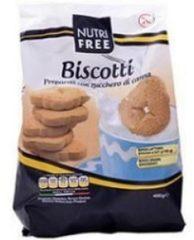 Nt food Nutrifree biscotti 400 g