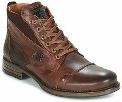 Bruine Boots en enkellaarsjes Yvori by Redskins