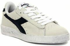 Diadora Heren Lage sneakers Game L Low Waxed - Wit - Maat 44,5