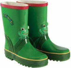Groene Kikker kinder regenlaarzen Kidorable - maat 30
