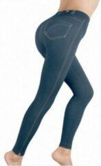 Begood Be Good corrigerende slimming jegging. kleur: Jeans M/L lang model