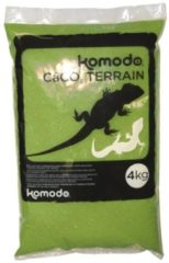 Groene Komodo Caco Zand - Groen - 4 kg