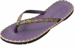 Paarse Yoga sandals - purple 42 Slippers YOGISTAR