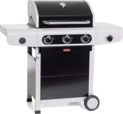 Barbecook - Siesta 310 Black Edition - Gasbarbecue - 3 branders - 124 x 56 x 116 cm