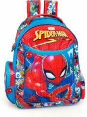 Rode Spider-Man Spiderman - Rugzak - Jongens - 39 cm