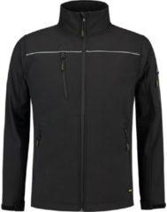 TRICORP WORKWEAR Tricorp soft shell jack - Workwear - 402006 - zwart - maat S