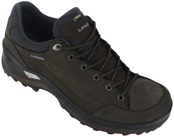 Afbeelding van Bruine Lowa Renegade III GTX LO wandelschoenen heren bruin