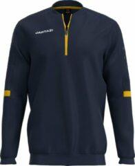 Marineblauwe Jartazi Sportsweater Roma Junior Polyester Navy Maat 122/128