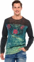 Cipo & Baxx Shirt met lange mouwen