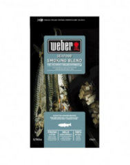 Weber Houtsnipper melange 0.7 kg Seafood Wood chips blend