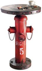 Beistelltisch Fireplug miaVILLA rotbraun