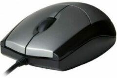 V7 Videoseven MV3000010-5EC WiFi-muis USB Optisch Zwart, Zilver
