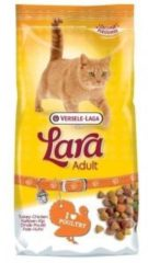 Versele-Laga Lara - Adult - Kalkoen/Kip - Kattenvoer - 2 kg