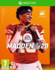 Electronic Arts Madden NFL 20 (Xbox One) Basis Meertalig