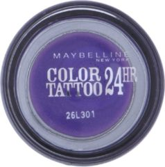 Paarse Maybelline Eye Studio Color Tattoo - 15 Endless Purple - Oogschaduw
