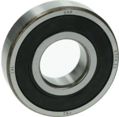 Zanussi-electrolux Kugellager 6306 LLU NTN/SNR (30 x 72 x 19 mm, spritzwassergeschützt, beidseitige rote Kautschukabdichtung) für Waschmaschinen 63062RS