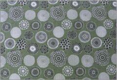 Buitenkleed Estelli 120x170cm | groen | Hartman