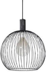 Expo Trading ETH wire - Hanglamp - 1 lichts - Ø 400 mm - Zwart
